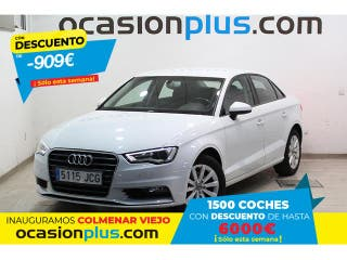 Audi A3 Sedan 1.6 TDI Attraction 81 kW (110 CV)