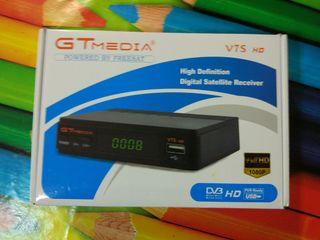 Decodificador satélite GTMedia V7S HD
