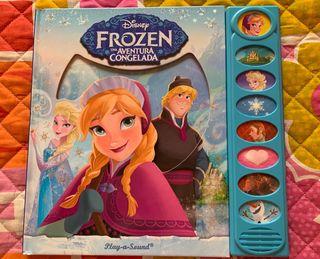 Cuento musical. Frozen