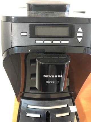Cafetera superautomática Severin a estrenar. de segunda mano