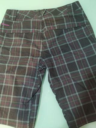 pantalon corto Columbia T38