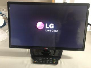 Televisión Led LG 24 pulgadas