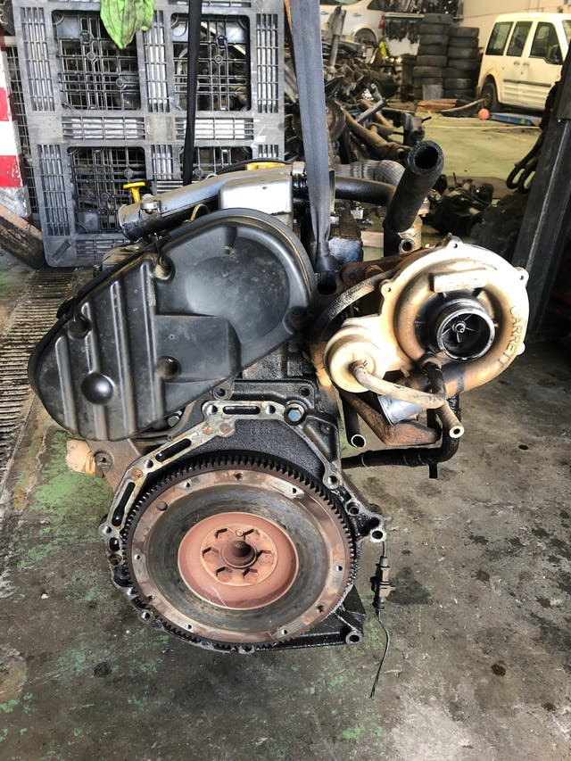 Motor land rover freelander 2.0 turbo diesel