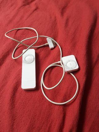 ipod 1g poca batería y control remoto