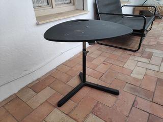 Mesa Auxiliar Ajustable para sofa