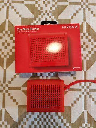 Altavoz Nixon Mini Blaster