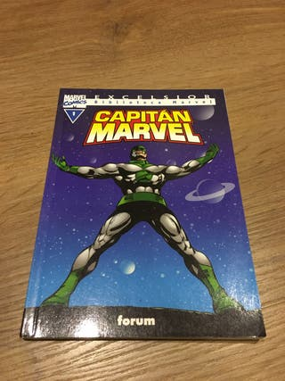 COMICS/TEBEOS FORUM BM-CAPITAN MARVEL