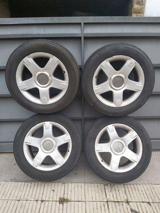 Ruedas Audi a6 allroad neumáticos 95%