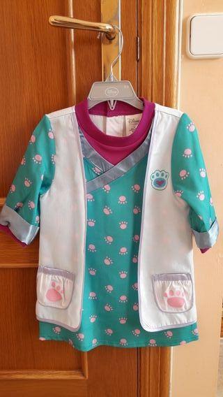 Disfraz Doctora Jugetes Disney niña