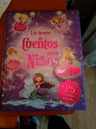 Un tesoro de cuentos para niñas