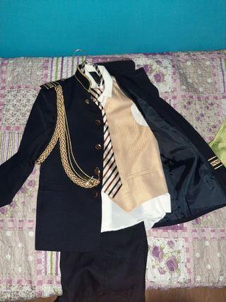 traje de comunión taya 9,10