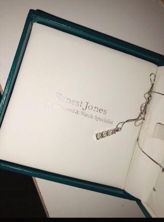 Ernest Jones trilogy necklace