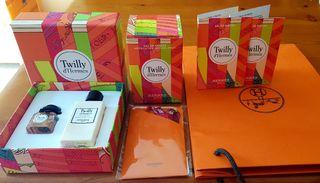 Perfume Twilly d'Hermès 50 ml + lote