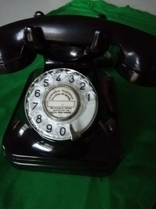 TELÉFONO ANTIGUO ORIGINAL FUNCIONA
