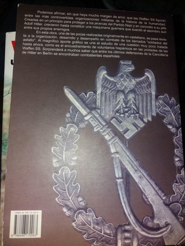 libro waffen alemanes