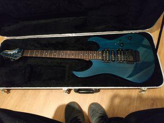 Guitarra eléctrica Washburn Wg580