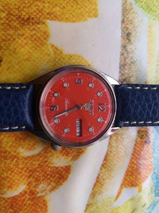 reloj seiko 5 automático vintage