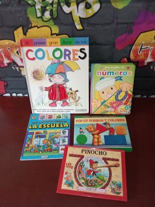 libros infantiles interactivos