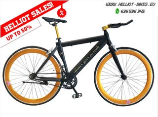 Bicicleta fixie Helliot Light seed