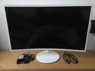 "Monitor LED Curvo 32"" C32F391FWU"
