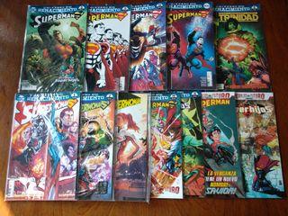 Lote cómics Superman