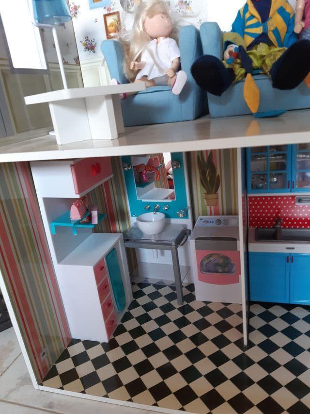 Casa de muñecas Imaginarium.