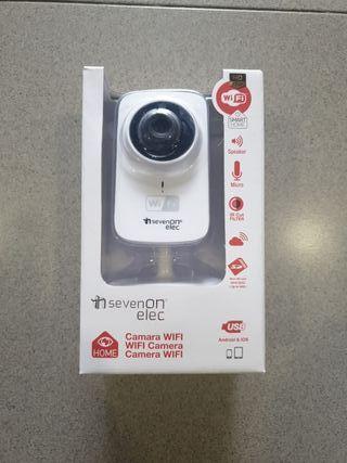 cámara ip wifi sevenon electrónica nueva