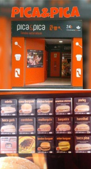 vending 24h pica&pica