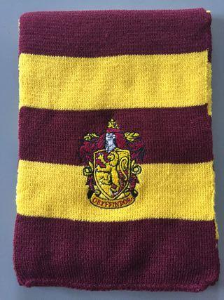 Bufanda casas Harry Potter Gryffindor