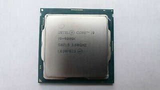 Intel Core i9-9900k (16mb cache 5.0Ghz Overclocked
