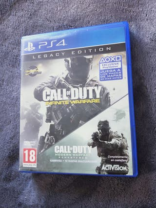 call of duty juego ps4