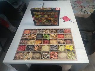 puzzle de especias