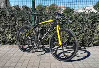 Nueva bicicleta helliot Berlin