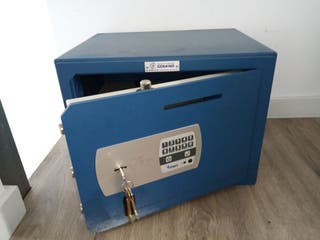 Caja fuerte o seguridad, Marca Cosano, Mod. S802EL