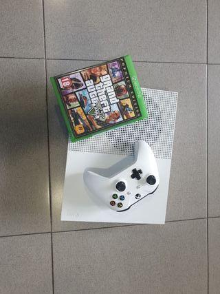 Xbox One slim 500gb y gta 5