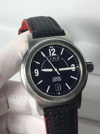 Reloj oris automático original suizo