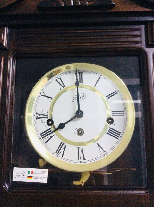 Reloj de Pared Gallo.Modelo EDIMBURGO