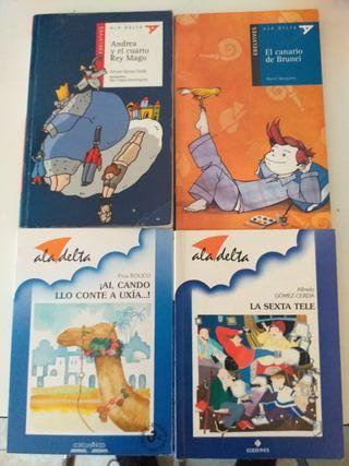 Literatura infantil (5€ cada libro)