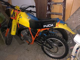 Puch Cobra M82 aire