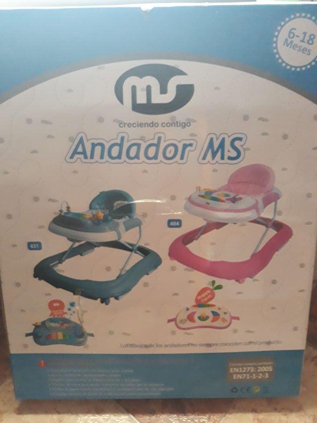"""Andador MS """"NUEVO"""""""
