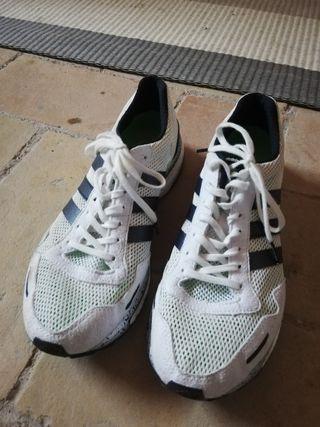 zapatillas running correr adidas adizero