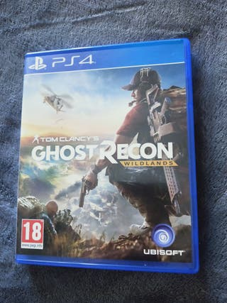 ghost recon wildlans juego ps4
