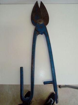 tijeras para cortar chapas