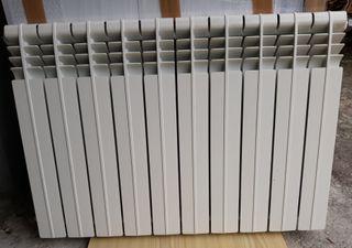 Radiador aluminio