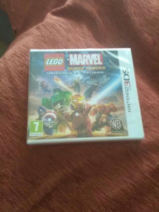 juego 3DS Marvel Super Héroes Lego