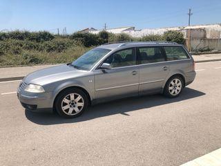 VW PASSAT VARIANT 2.5TDI 150cv (CUERO,XENON)