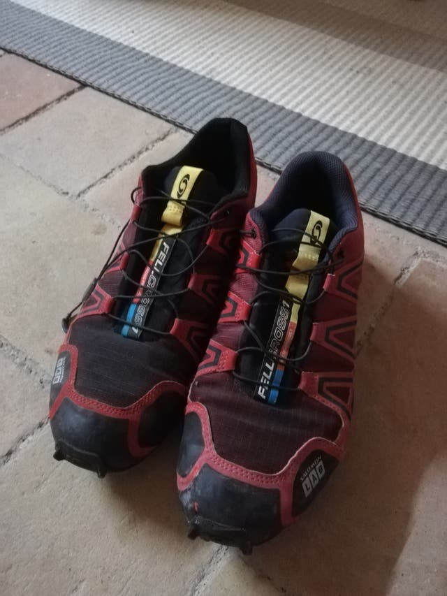 zapatillas trail running salomon bambes per correr