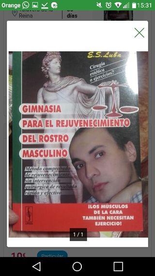 GIMNASIA REJUVECIMIENTO ROSTRO MASCULINO