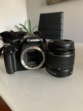 Cámara Reflex: Canon EOS 1100D