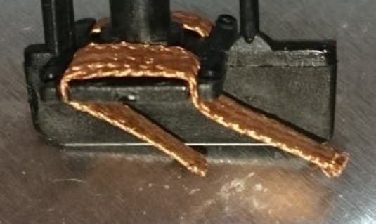 50cm trencillas Scalextric 3mm